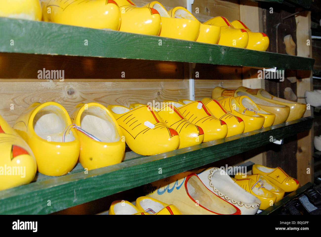 Traditional Cheese Farm and Clog