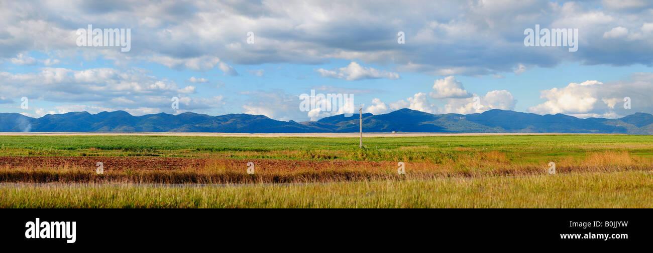 Cuban Countryside Cuba Stock Photo