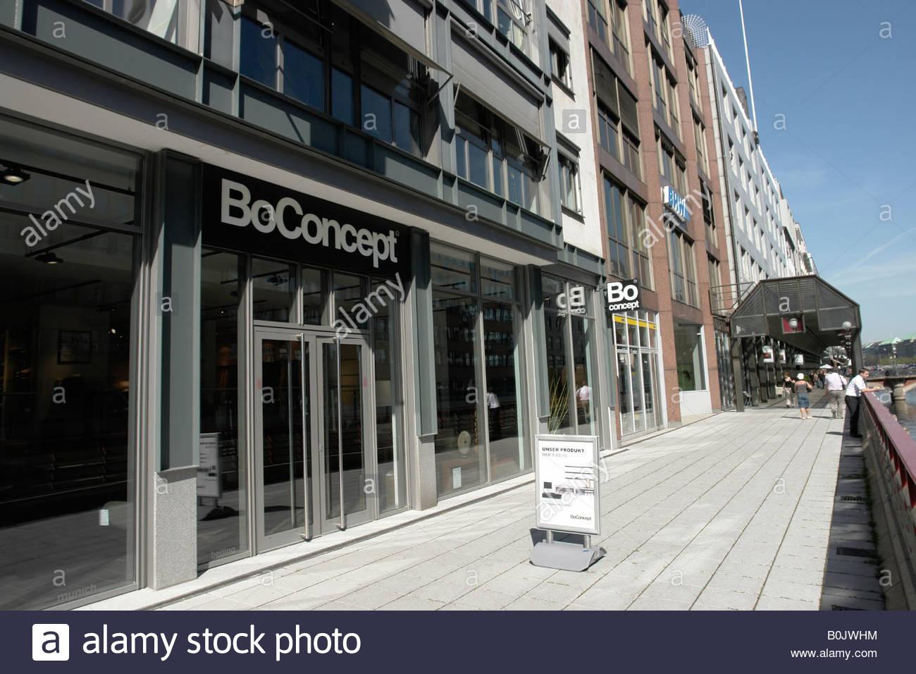Boconcept Hamburg furniture store boconcept in hamburg germany stock photo 17625600
