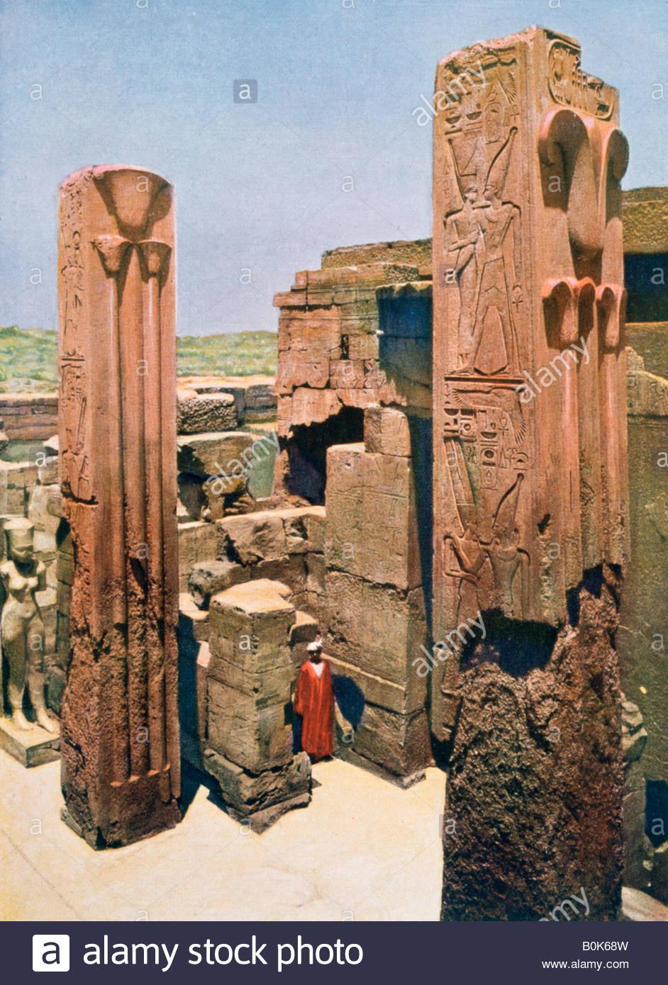 Amun Re Photographic Arts: Temple Of Amun Stock Photos & Temple Of Amun Stock Images