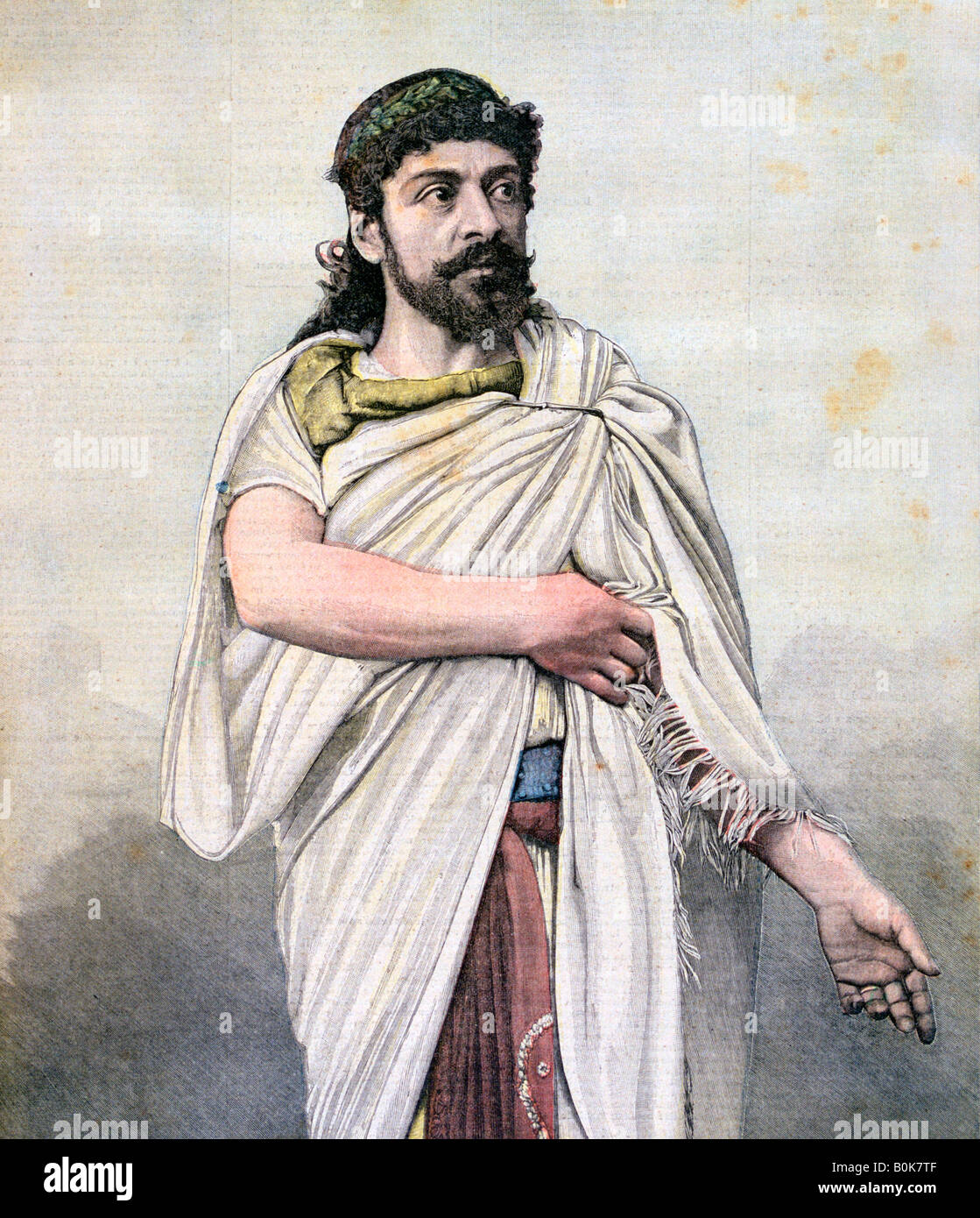 an examination of the role of tiresias in the play oedipus rex by sophocles Chorus with reference to oedipus rex: sophocles also uses the chorus at the beginning of the play to help tell the audience the given circumstances of the play we hear all about the terrible havoc that the plague is wreaking on thebes.