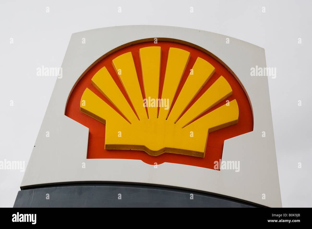 Shell Gas Prices >> Petrol Station Logo Stock Photos & Petrol Station Logo Stock Images - Alamy