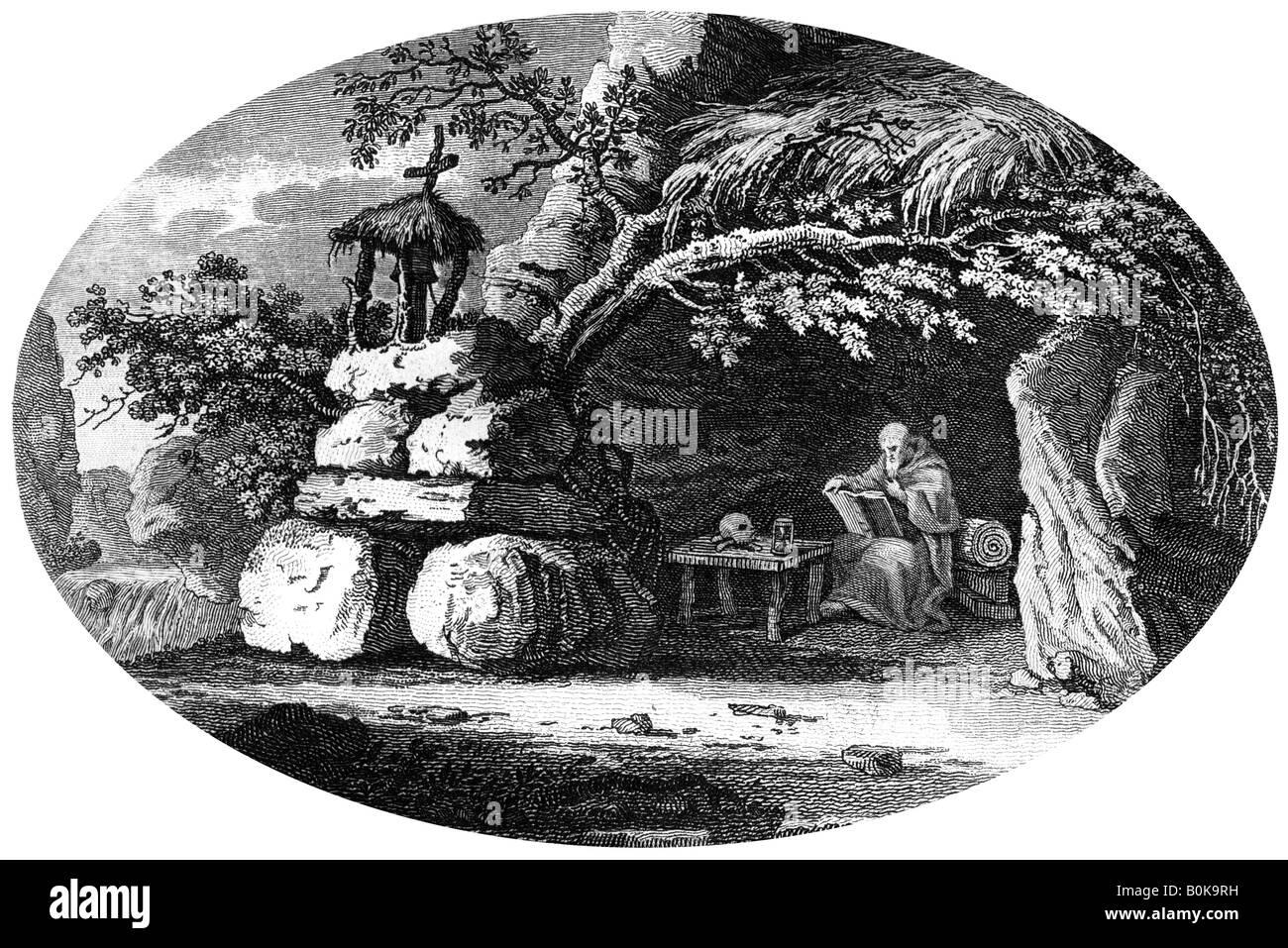 Recluse hermit