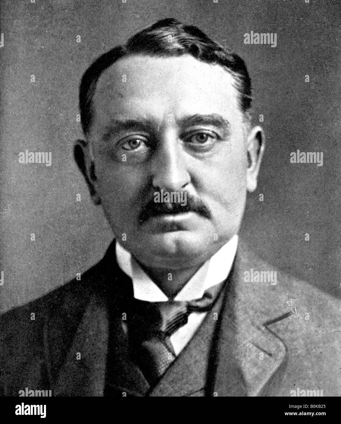 Cecil Rhodes, 19th century English-born South African statesman, c1905. Artist: Unknown - Stock Image