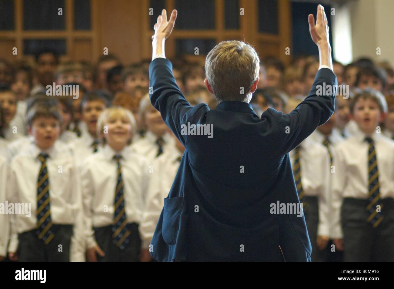 concert - Stock Image