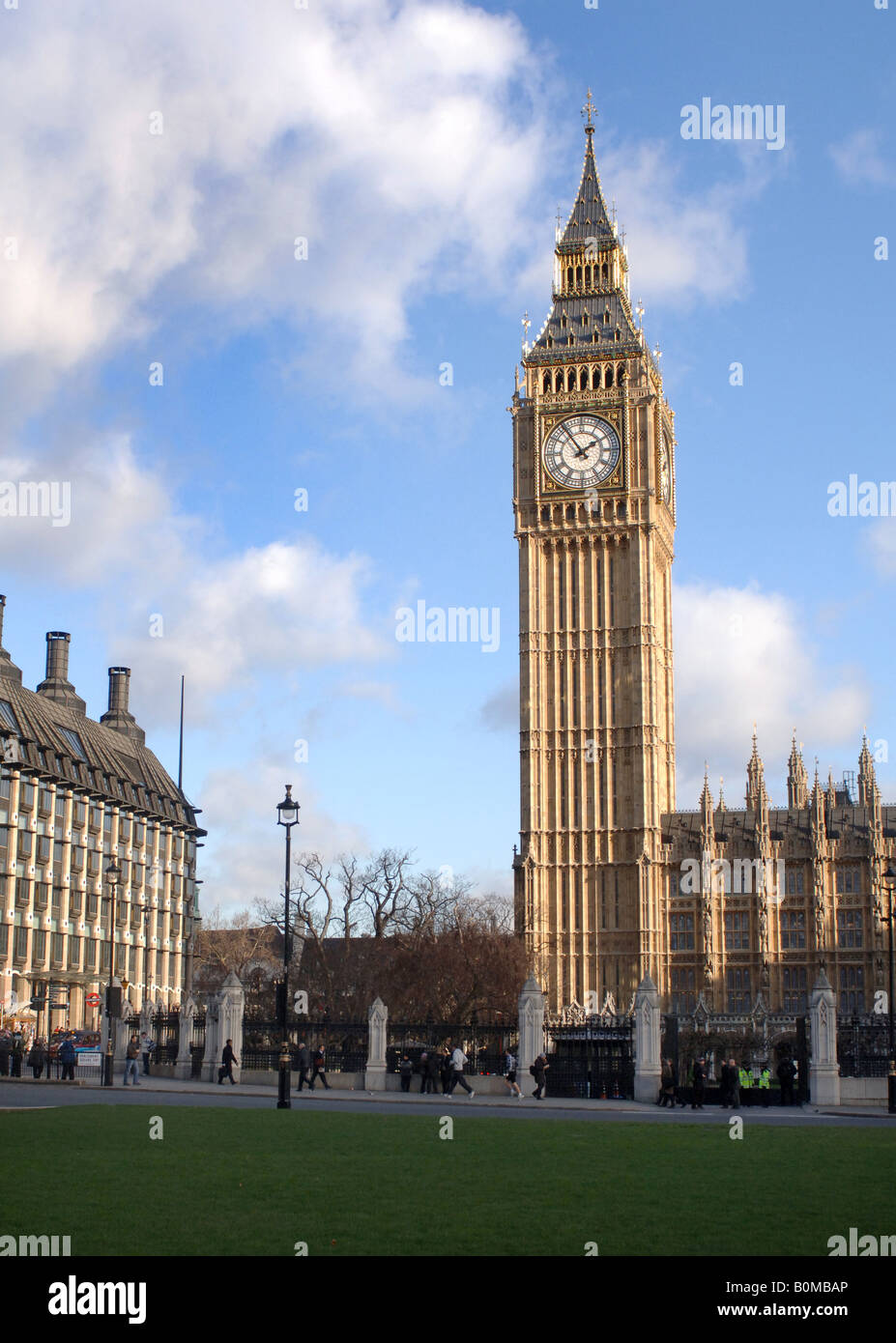 Westminster Big Ben - Stock Image