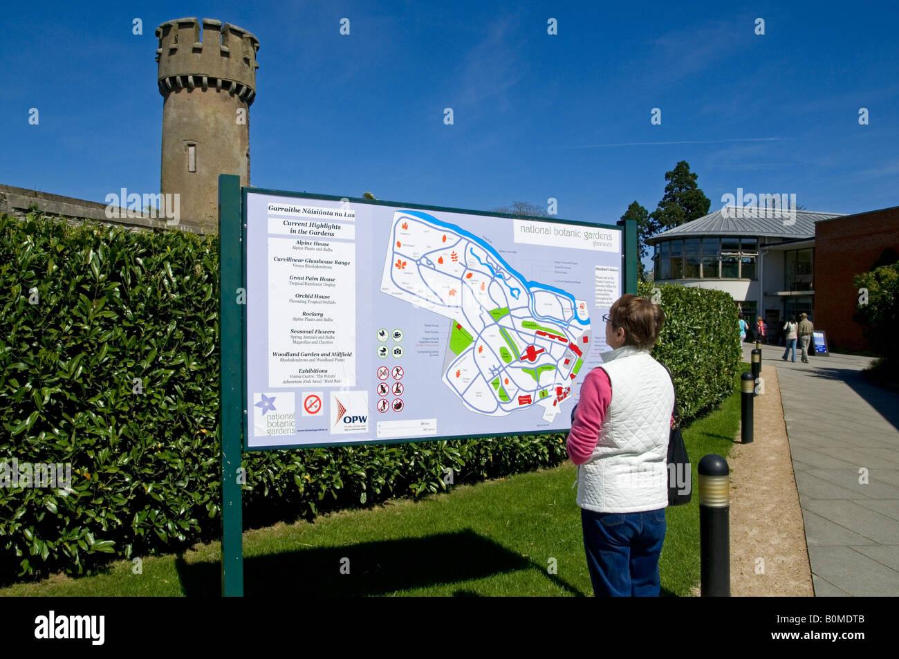 National botanic gardens dublin map garden ftempo for Garden state orthopedics fair lawn
