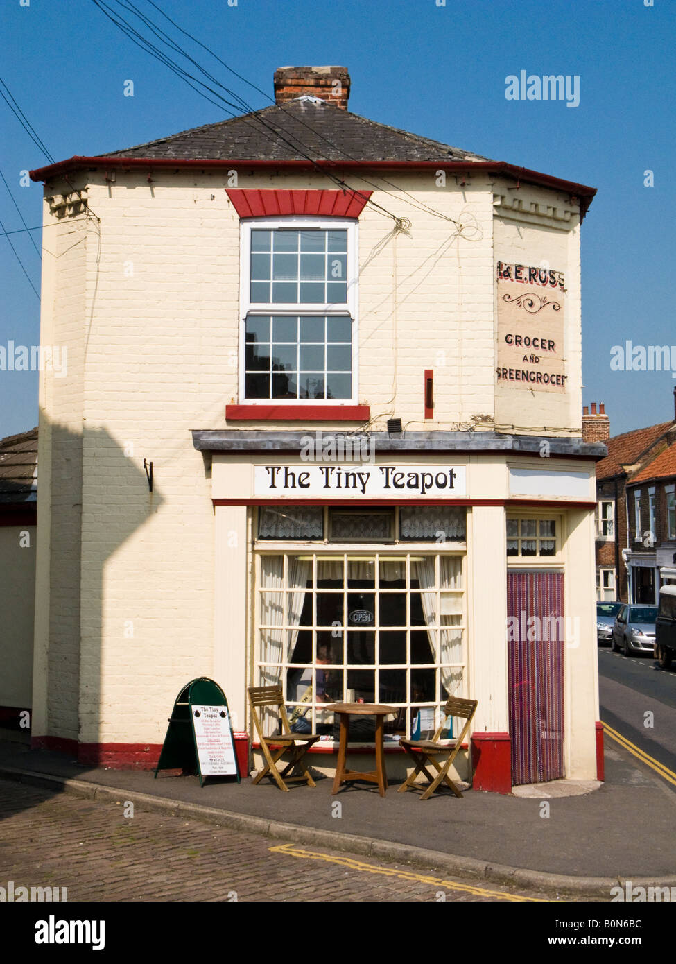 Tea Rooms Alford Lincolnshire