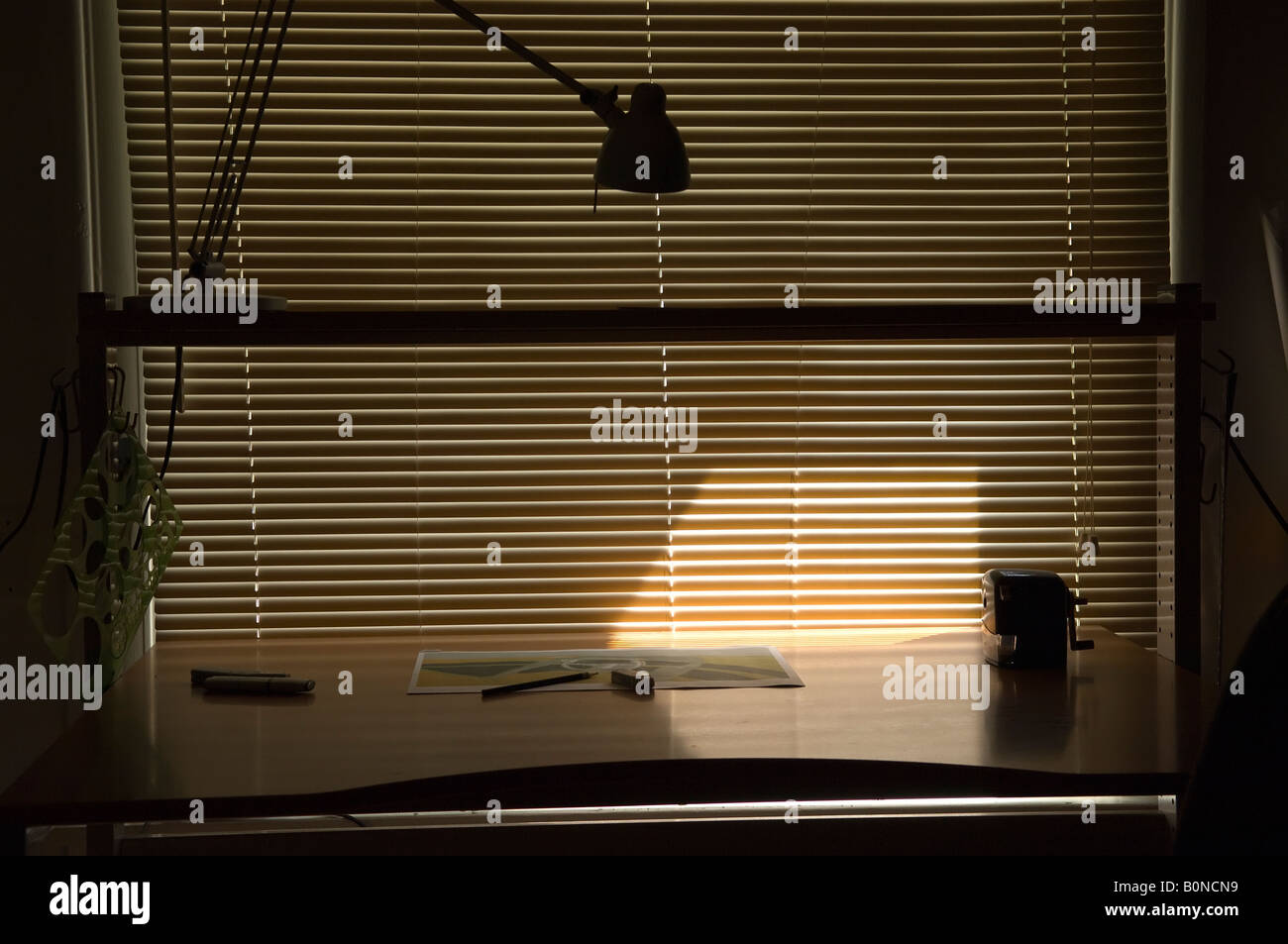 Draw The Blinds Stock Photos Draw The Blinds Stock Images Alamy
