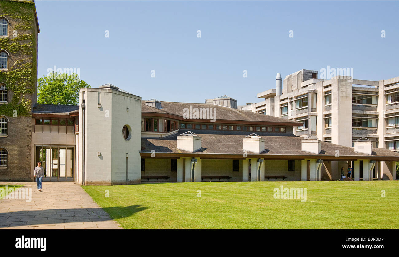 The Fisher Building, St. John's College - Stock Image