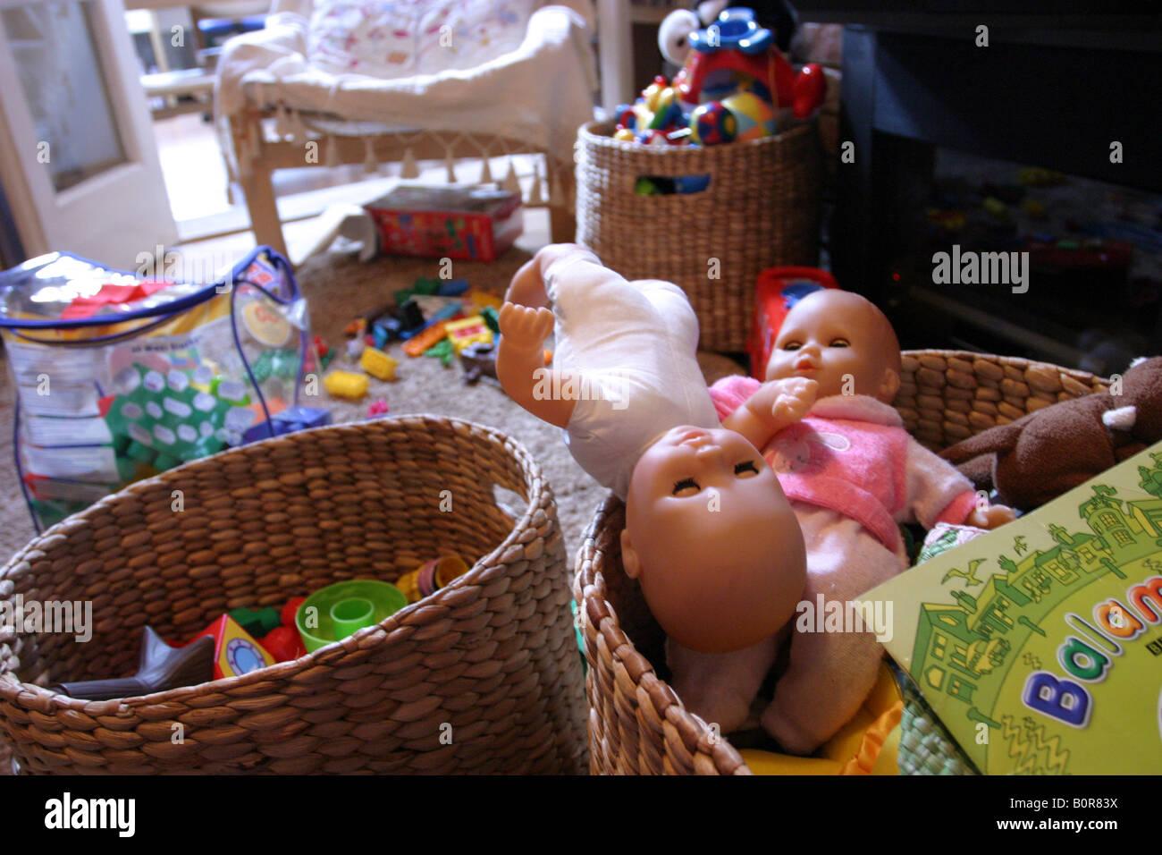 Kids Toys - Stock Image