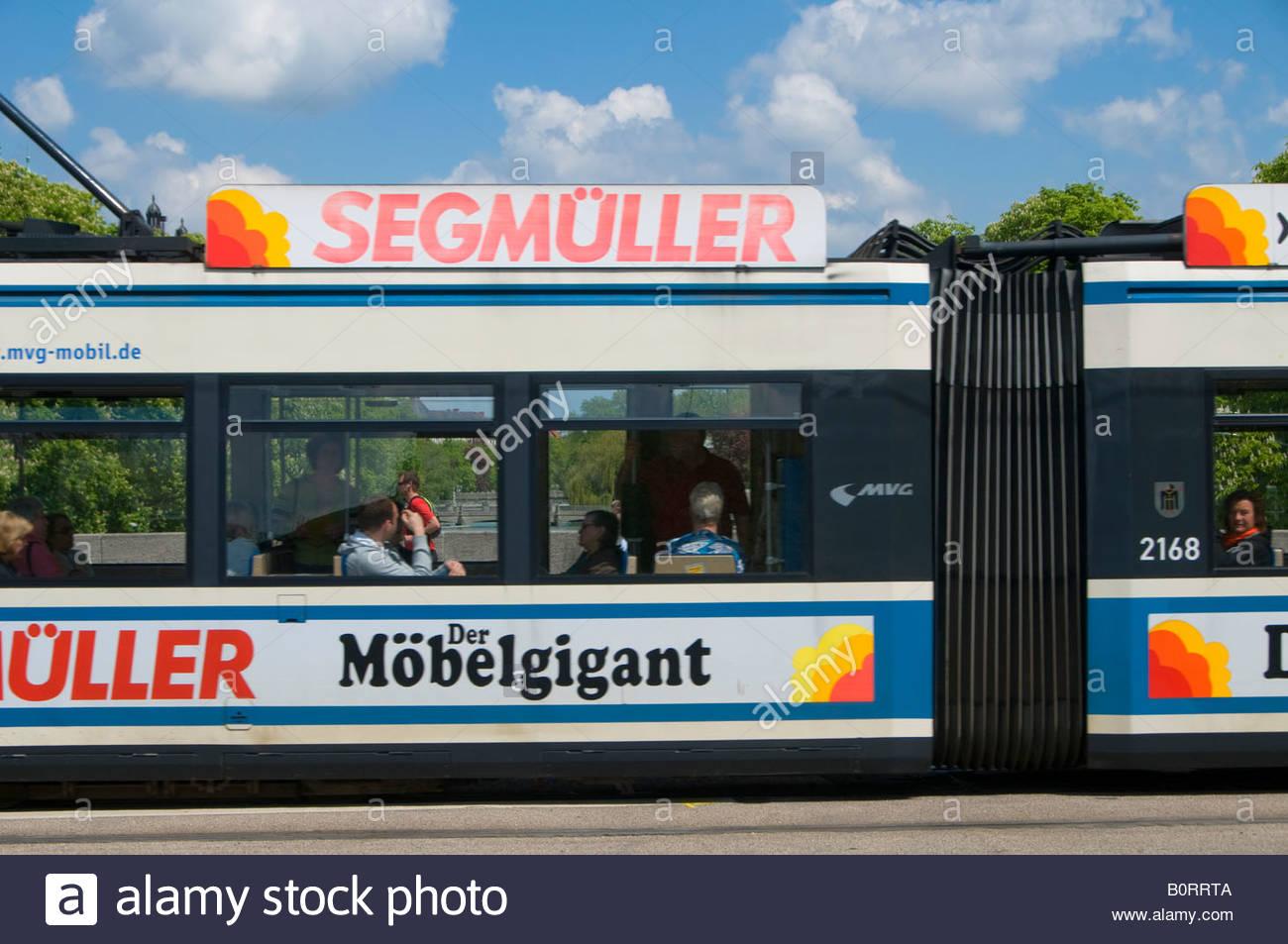 Munich Tram Stock Photos & Munich Tram Stock Images - Alamy
