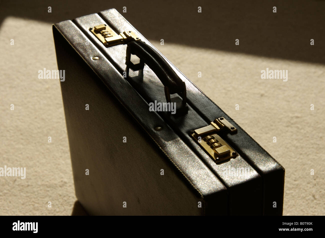 Briefcase - Stock Image