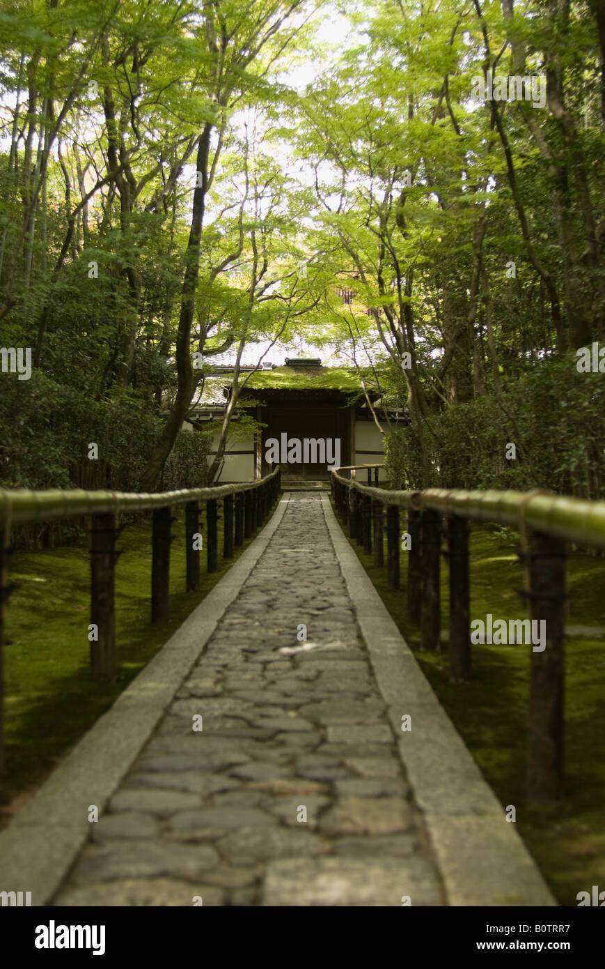 Daitokuji Temple, Kyoto, Japan - Stock Image