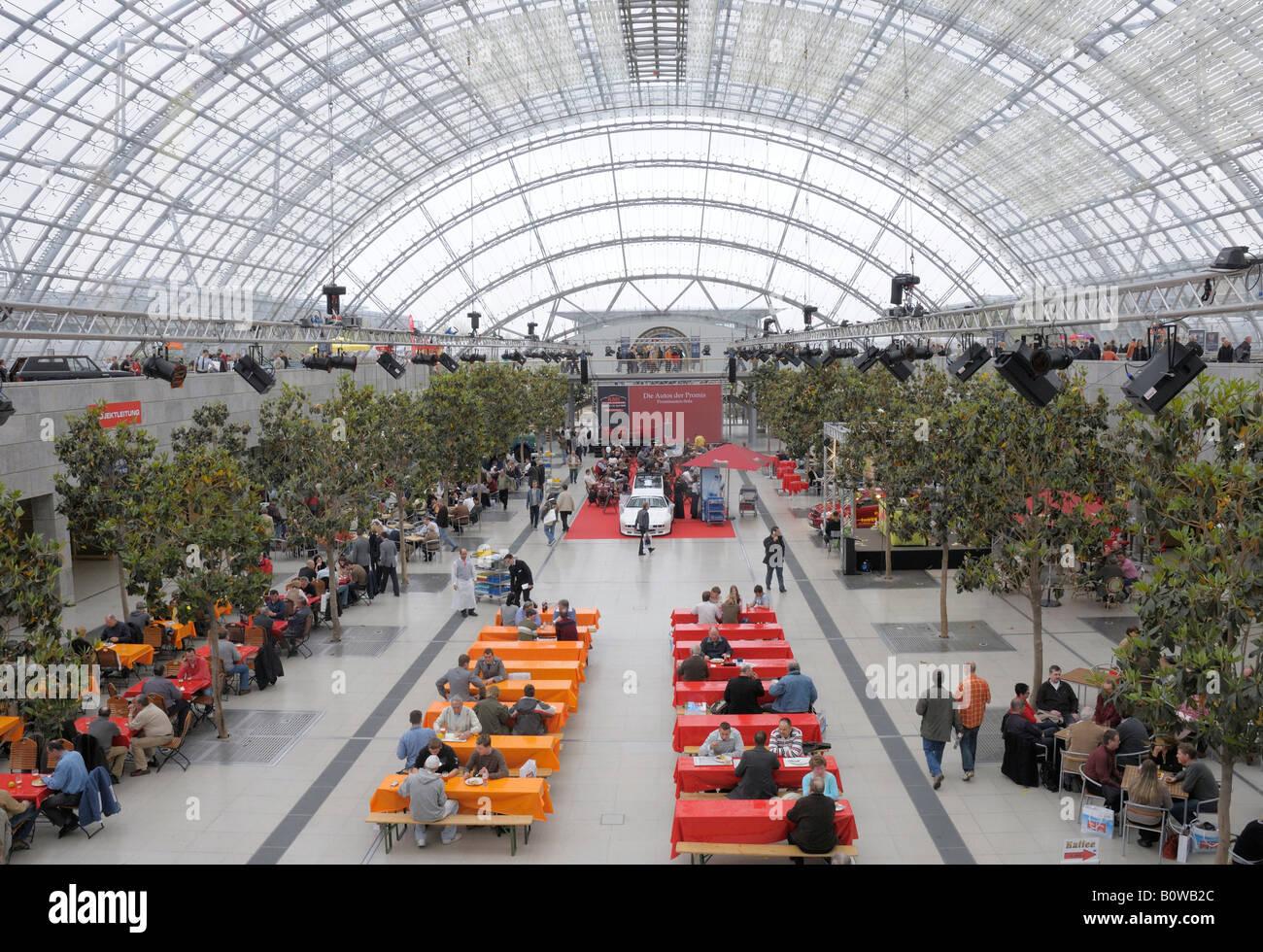 Neue Messe Leipzig, trade fair in Leipzig, AMI Automobil
