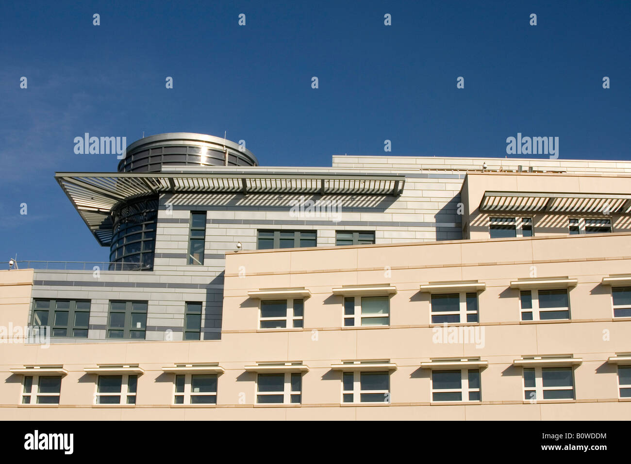 Embassy of the United States of America, U.S. Embassy, Berlin, Germany, Europe - Stock Image