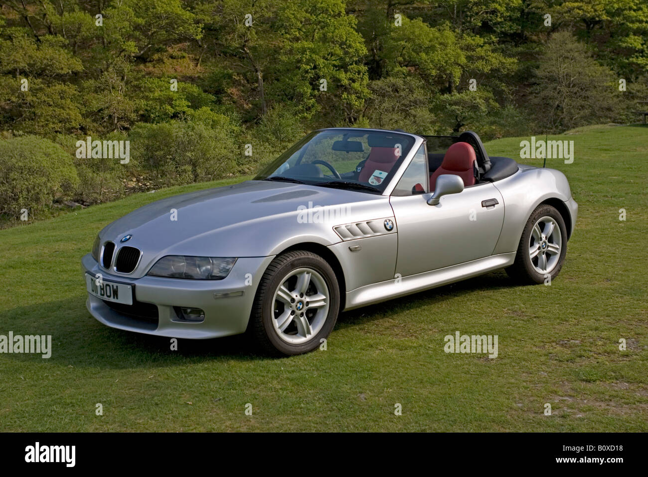 Bmw 2 Seater Convertible Sports Car