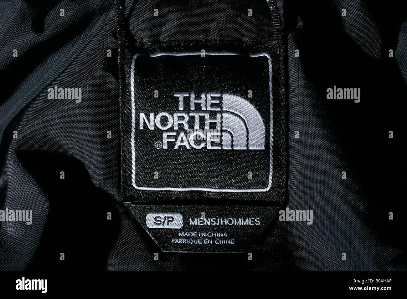 the north face china