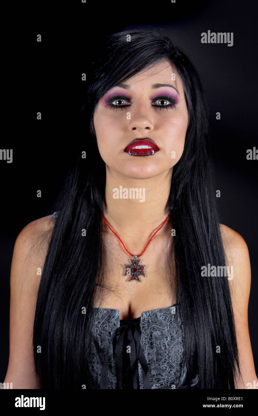 Raven haired new cx
