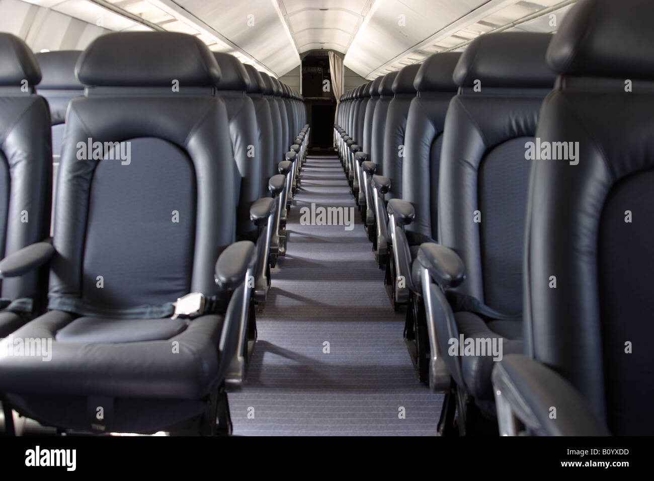 Interior Of British Airways Concorde G BOAG