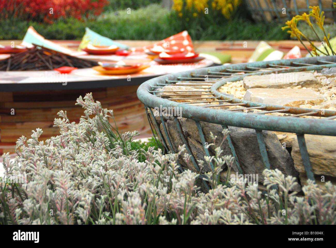 chelsea flower show 2008 - Stock Image