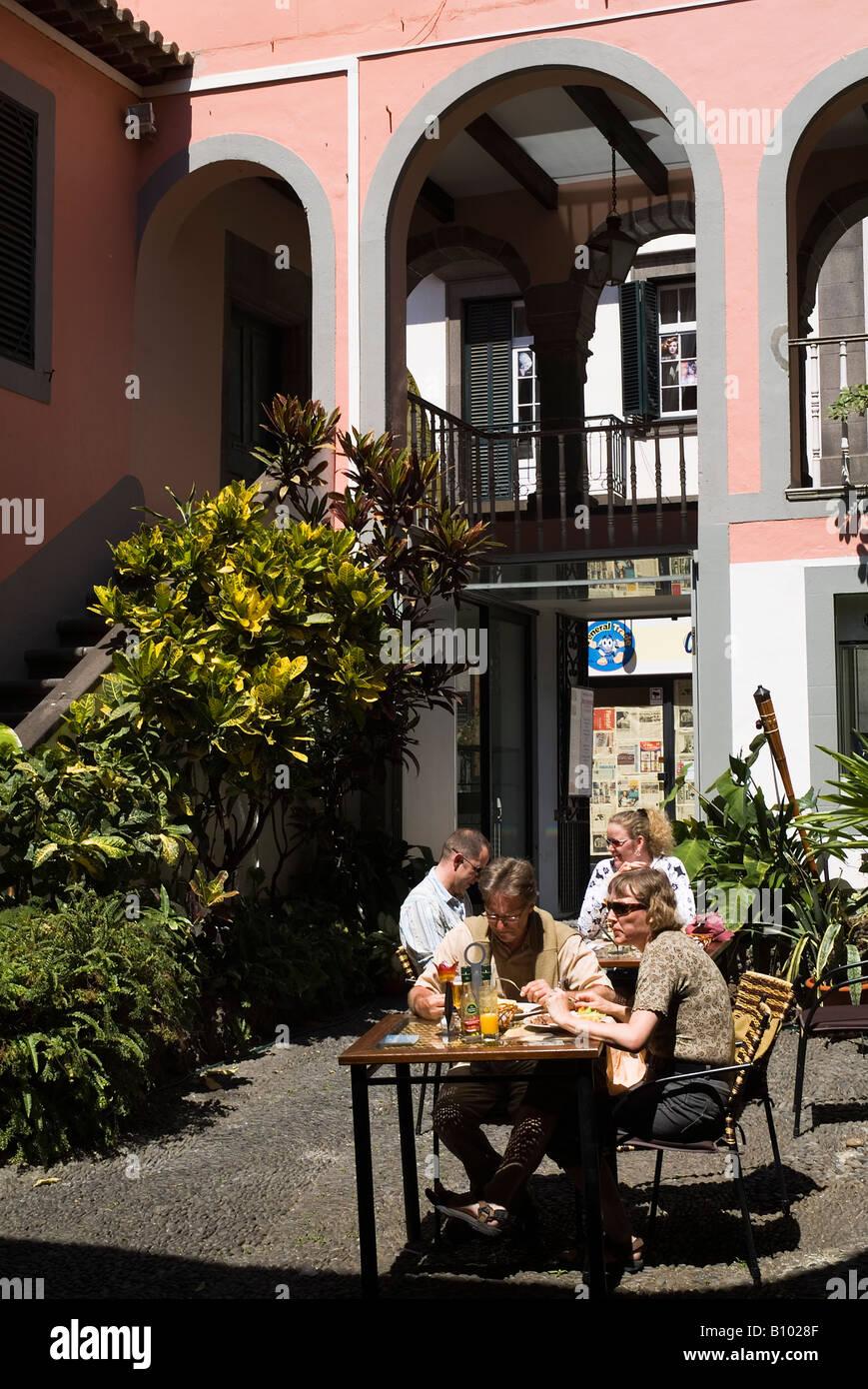 Patio Restaurant Funchal