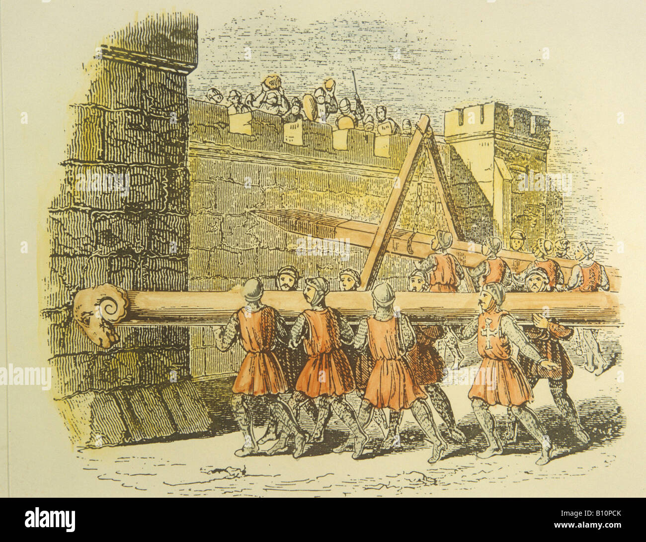 Medieval Wall Art Stock Photos & Medieval Wall Art Stock Images - Alamy