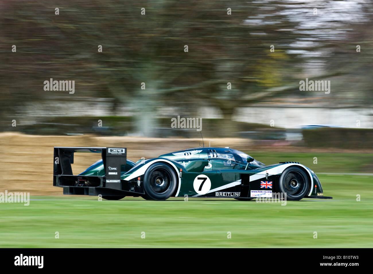 Bentley Le Mans Car Stock Photos Bentley Le Mans Car Stock Images