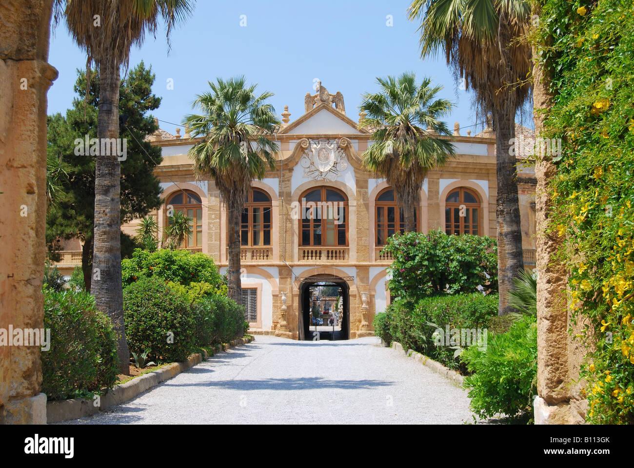 Palermo Villa Di Napoli