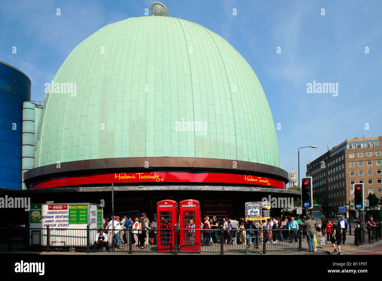 City Of Mobile Building In