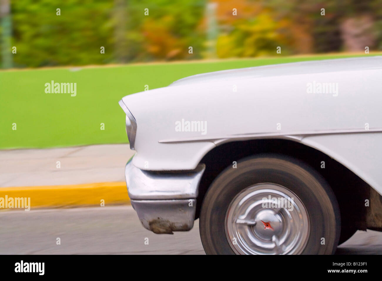 Old Cars Fast Moving Motin Blur Stock Photo 17871701 Alamy