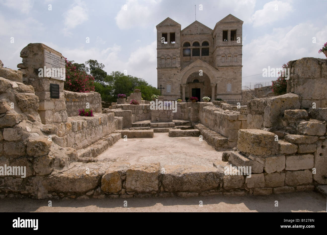 Holy Mount Tabor - Place of the Transfiguration 98