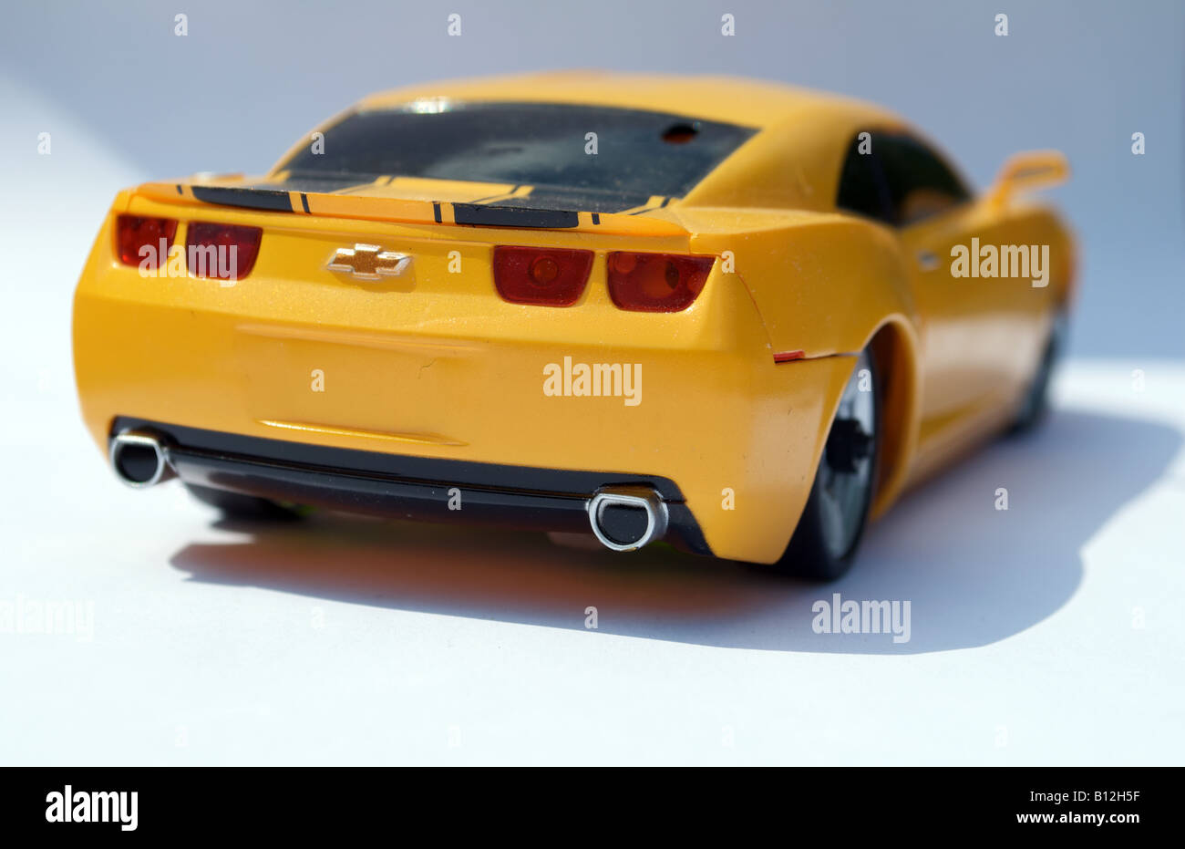 Chevy Camaro Toy Plastic Car Made To Show The Way New American