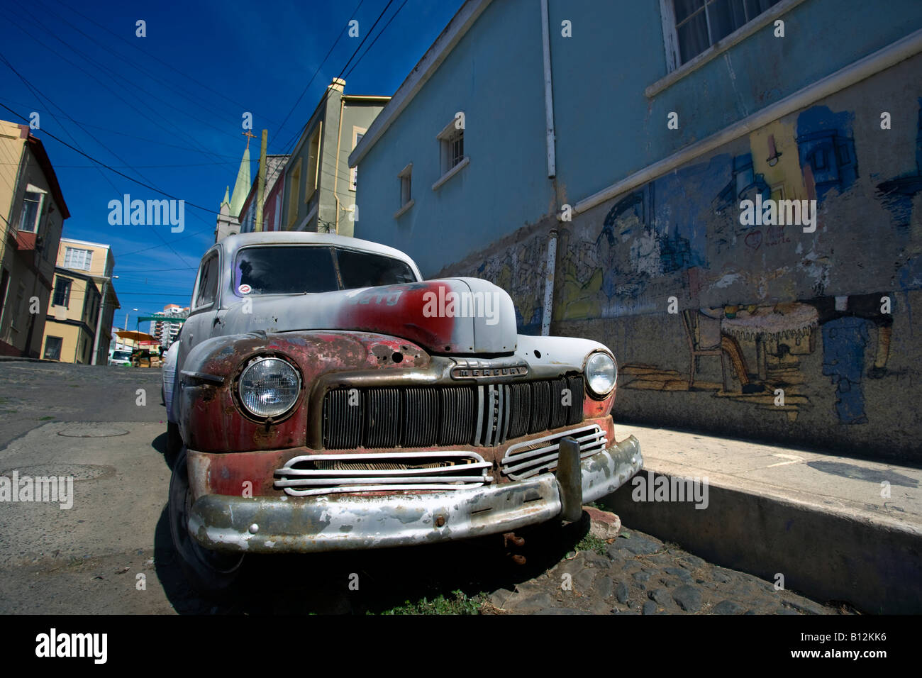 1941 Mercury Eight Coupe Ford Stock Photos Images Page 3 Alamy 1947 Automobile Motor Company Calle Templeton Cerro Alegre