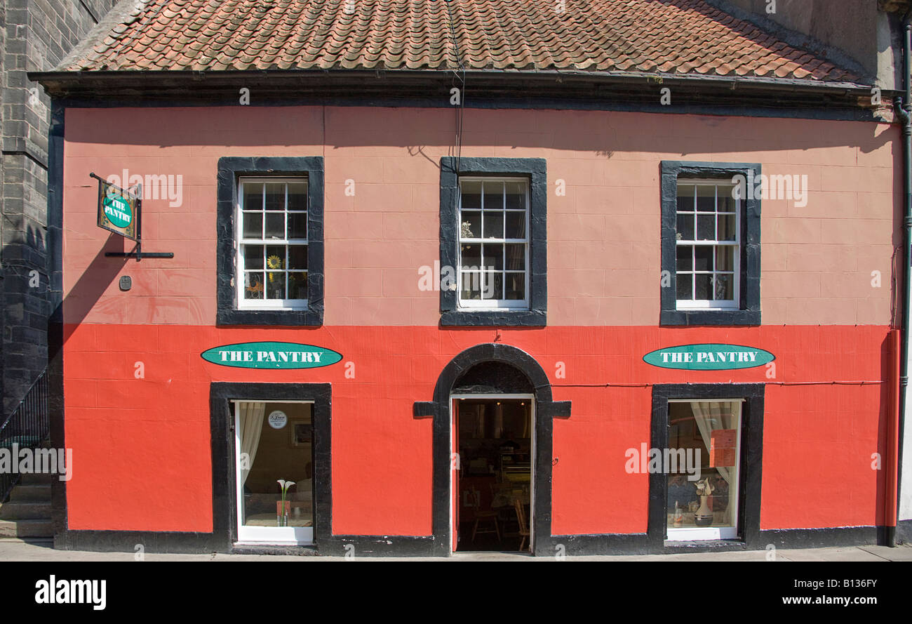 The Pantry.Haddington.East lothian.Scotland. - Stock Image