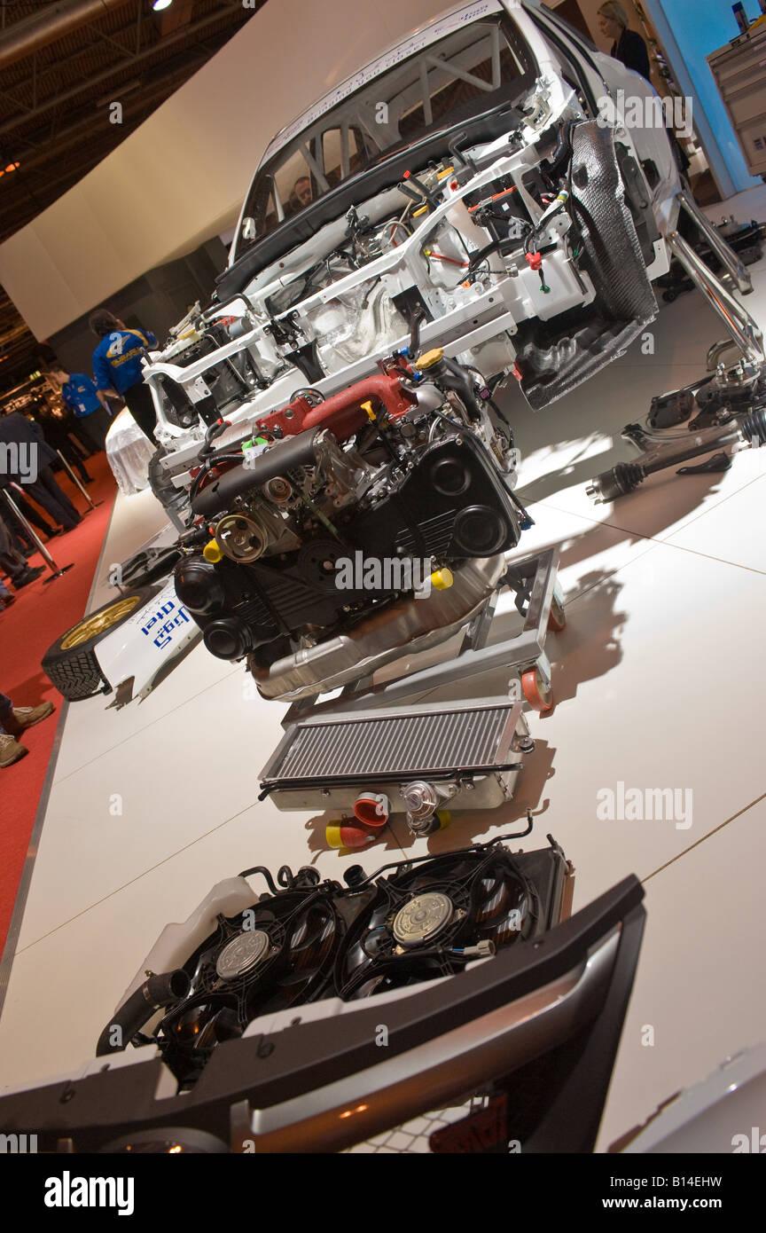 Prodrive Wrc Rally Car Stock Photos & Prodrive Wrc Rally Car Stock ...