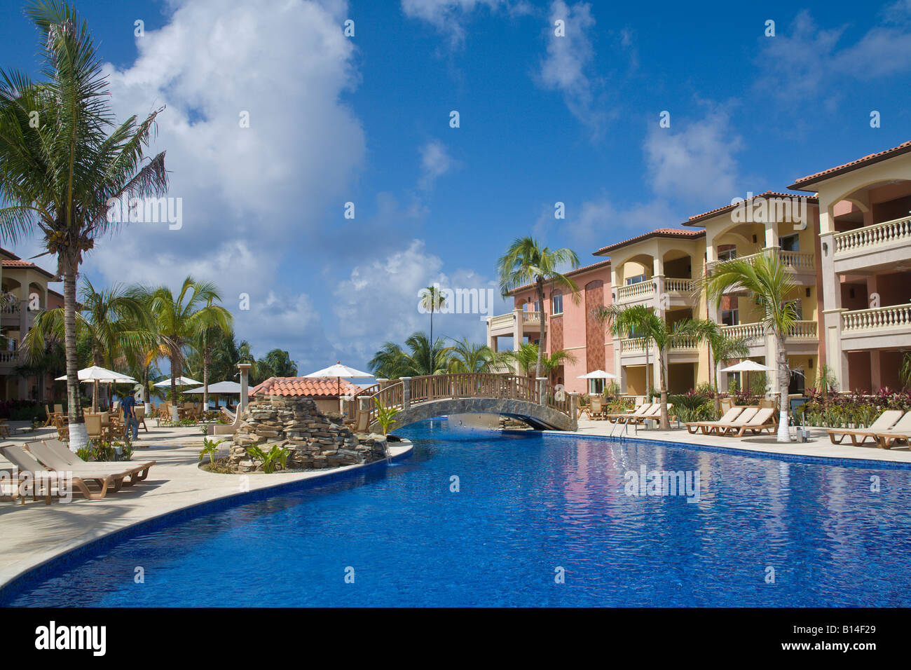 Beach Hotel Roatan Honduras