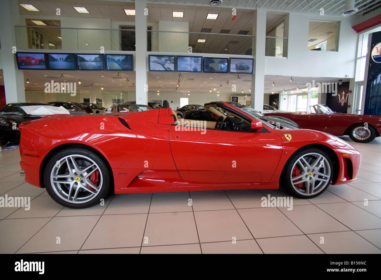 Ferrari Dealership Nc >> A 2008 Ferrari Model 460 In A Newport Beach Ca Dealer S