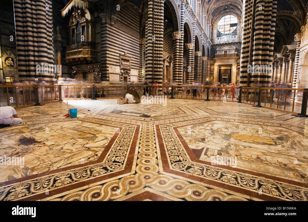 Siena Cathedral Floor Stock Photos Amp Siena Cathedral Floor