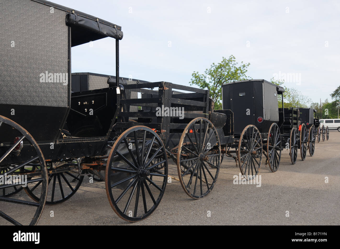 Carriage Carriages Used Stock Photos & Carriage Carriages