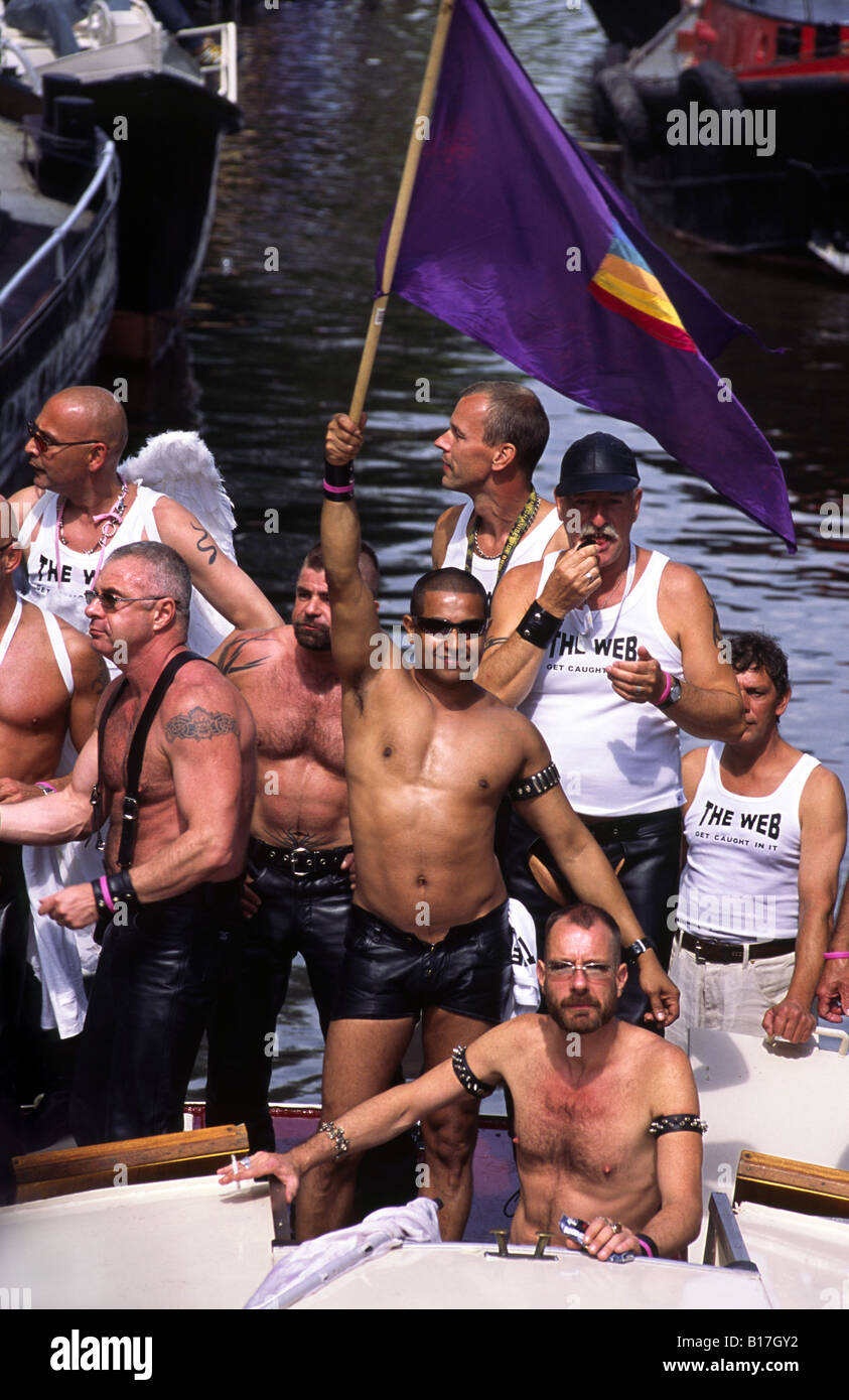 from Donald gay pride amsterdam 2005