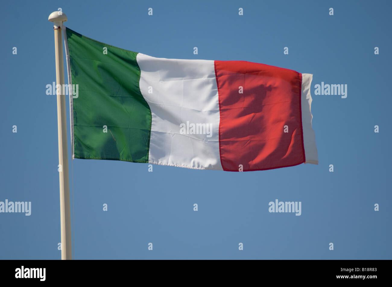 Italian Flag Stock Photos & Italian Flag Stock Images - Alamy - photo#8