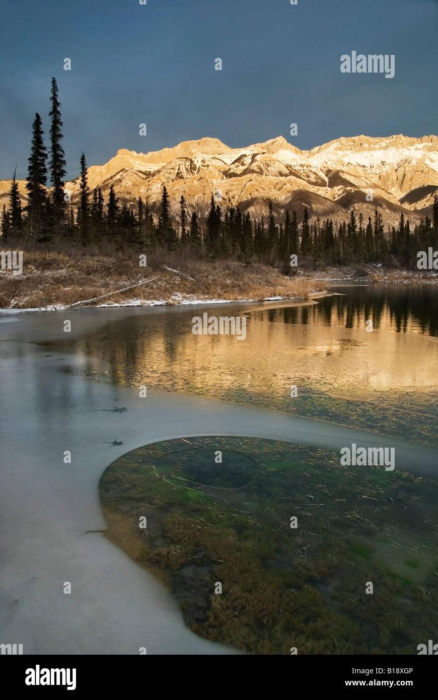 Hot Un Stock >> Miette Range Un Named Hot Spring Jasper National Park Alberta