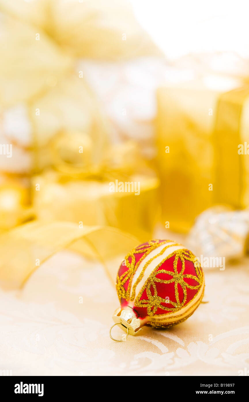 Canadian gifts stock photos canadian gifts stock images alamy christmas decoration ornaments gifts montreal quebec canada stock image negle Images