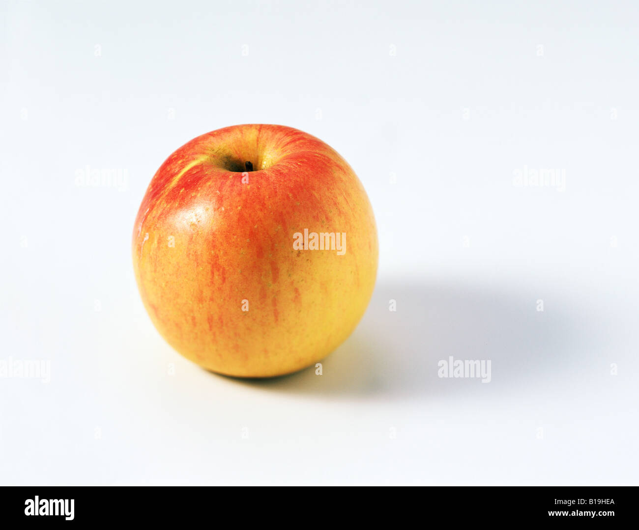 Fuji apple - Stock Image