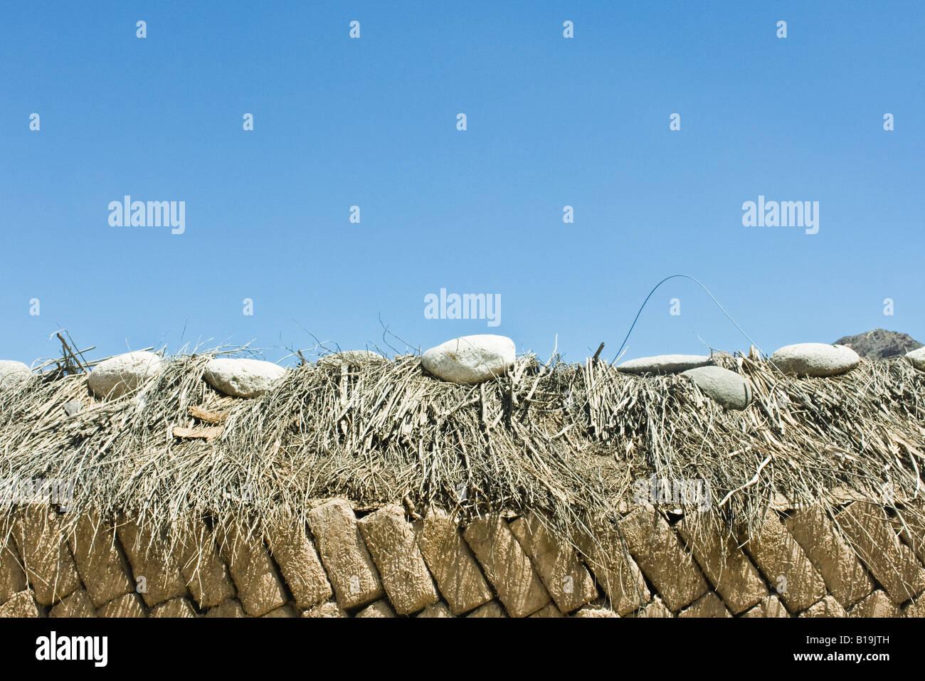 Thatching - Stock Image