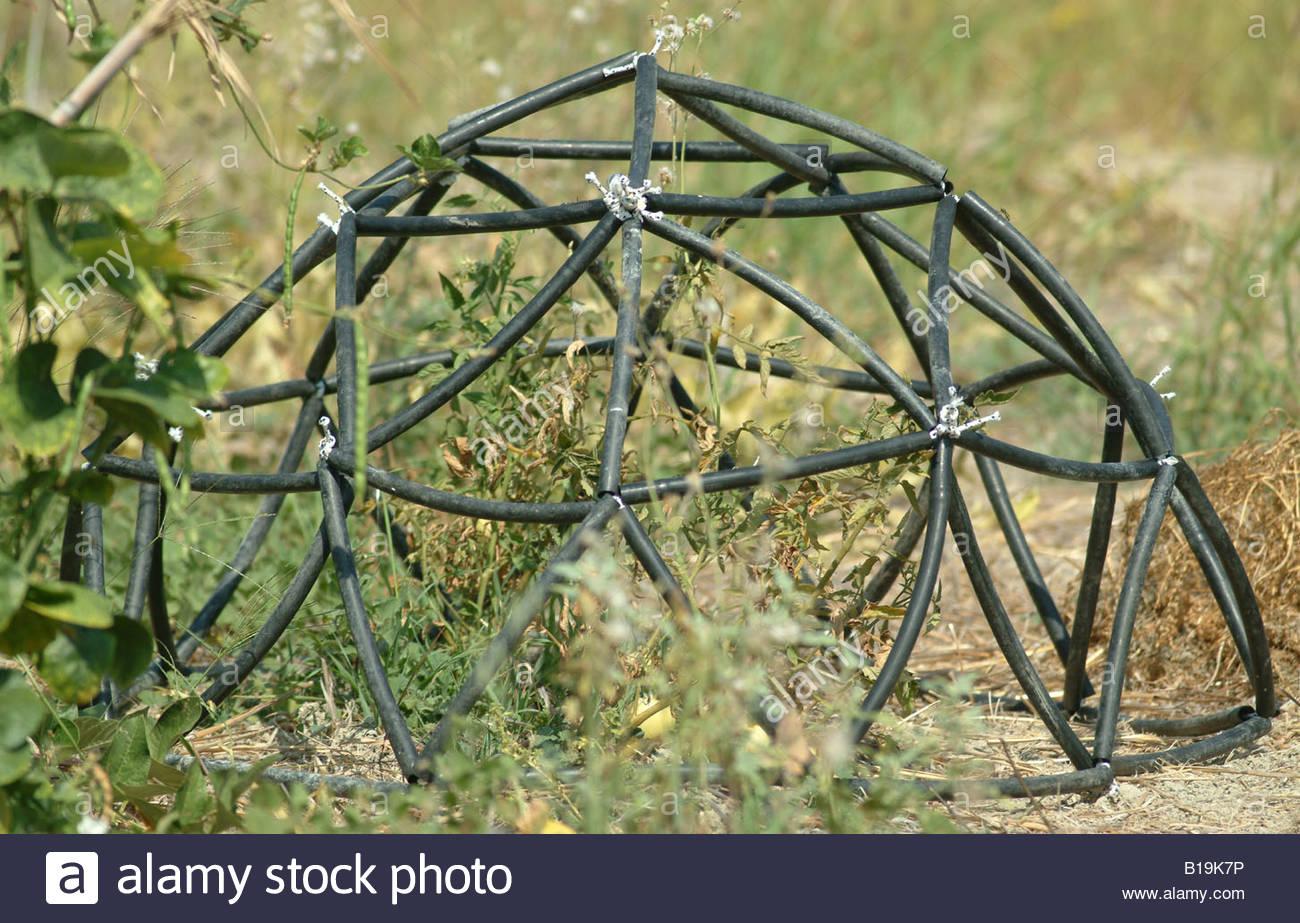 Geodesic dome design Stock Photo: 18037706 - Alamy on