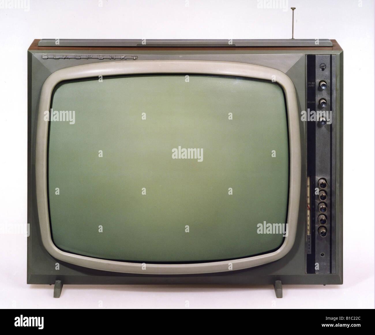 broadcast, television, TV set, typ Blaupunkt Java, Germany