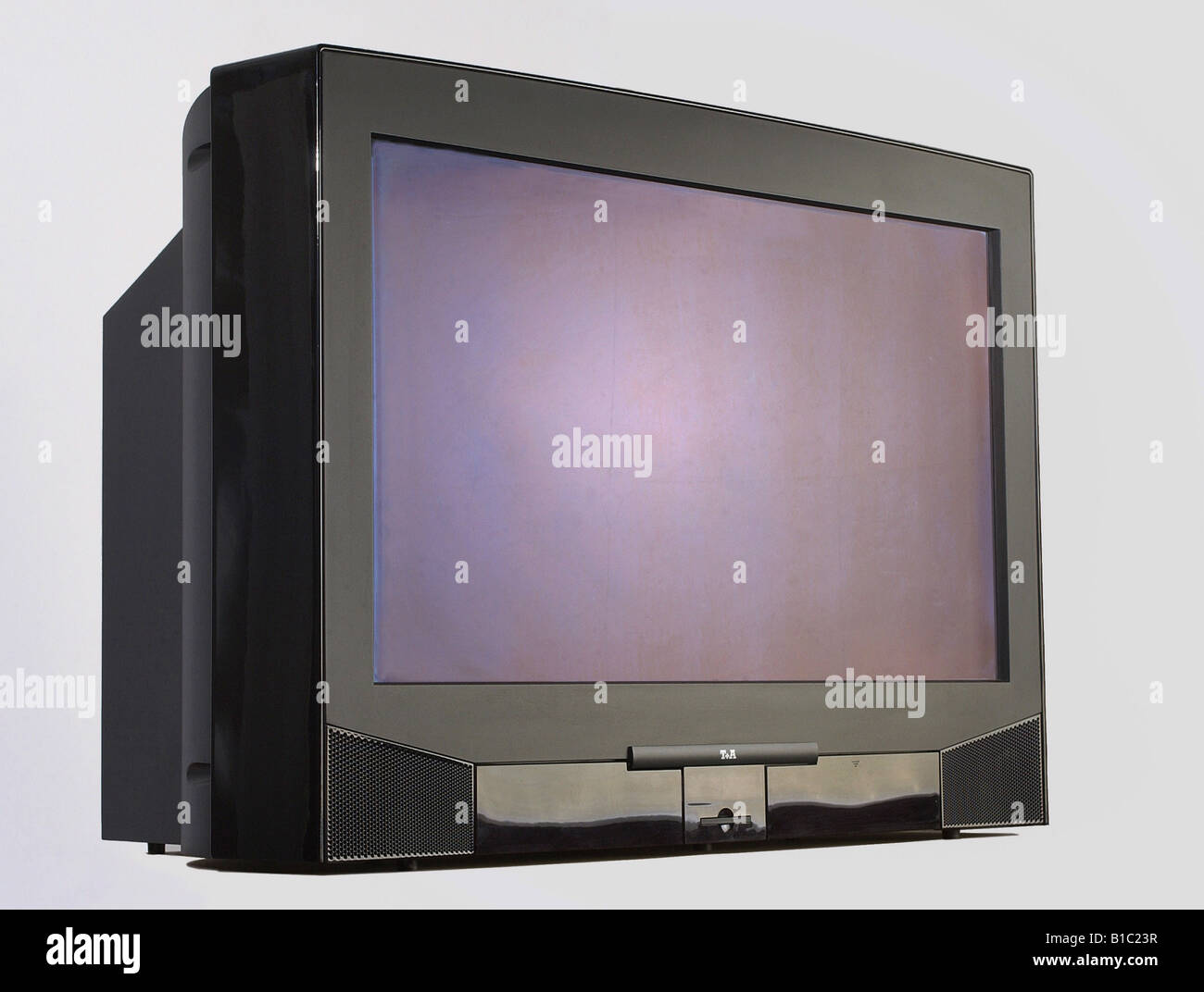 1990s Television Set Stock Photos & Amp