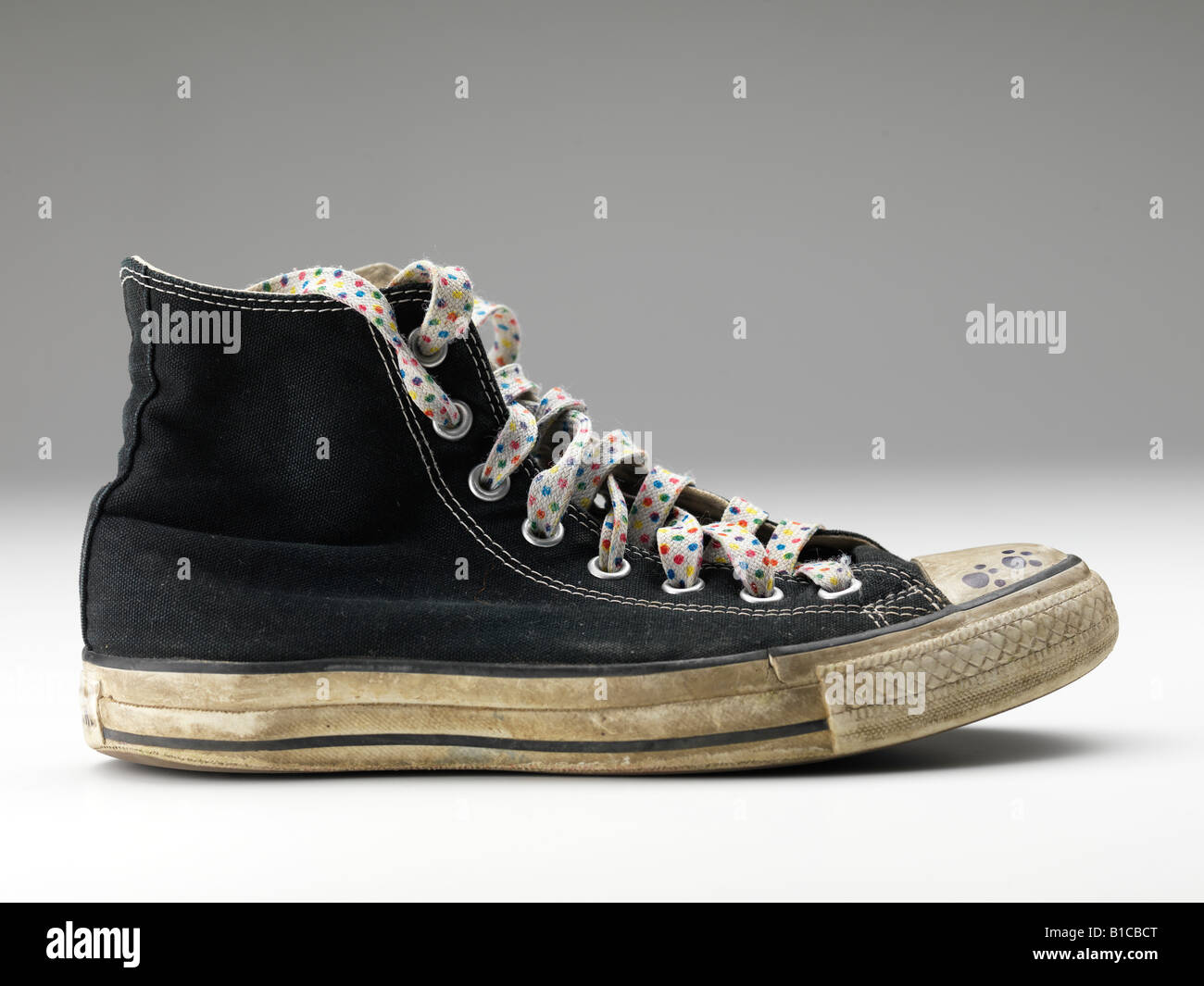 converse all star high latex back basketball dirty lace